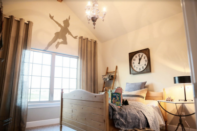 Peter Pan Room Design by HHC Living