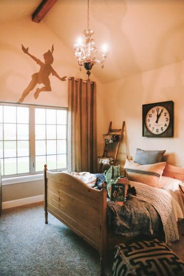 Peter Pan Children's Room Design