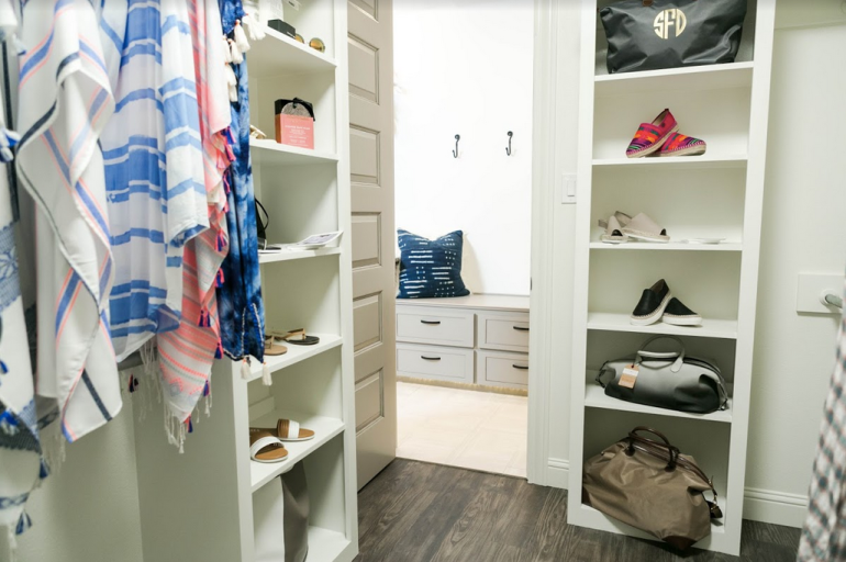 HHC Living Texas Closet Design