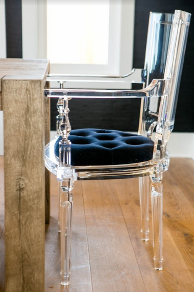 Clear Office Chairs