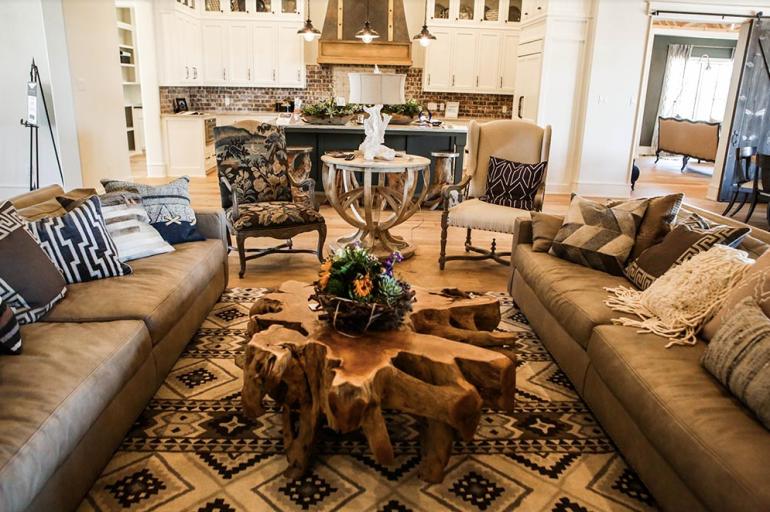 Brown Living Room inspiration