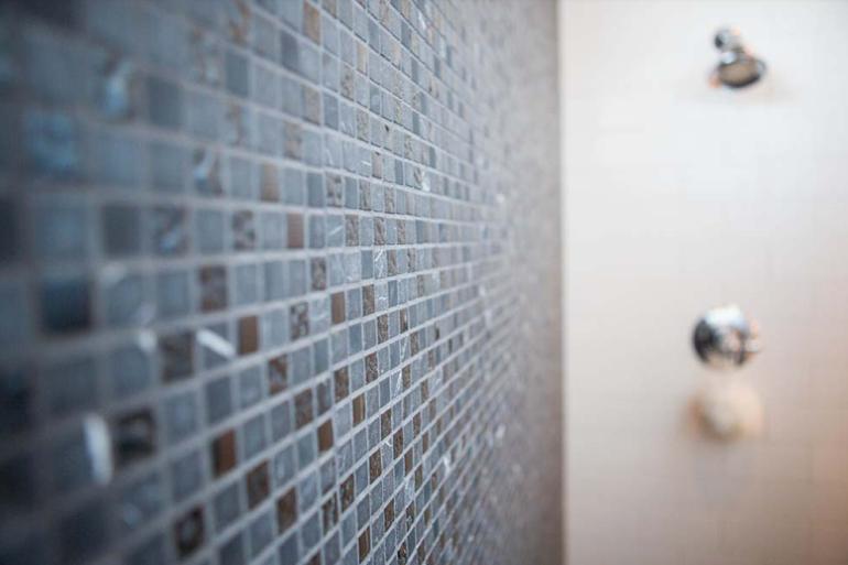 Neutral Bath Tile