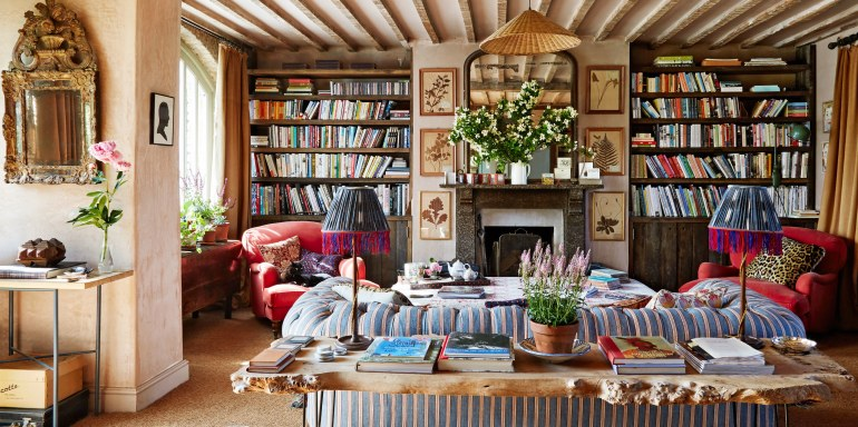 English Living Room