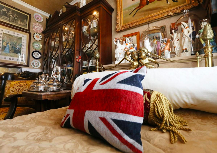 British Flag Decor